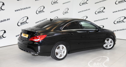 Mercedes-Benz CLA 250 Coupe Automatas