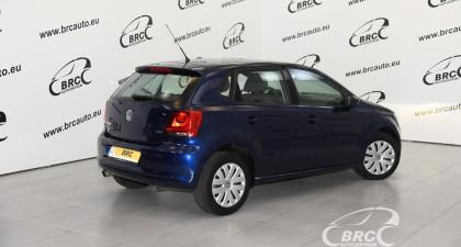 Volkswagen Polo 1.2i Comfortline Automatas