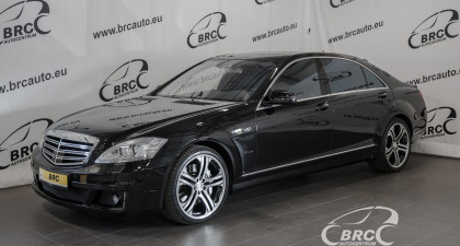 Mercedes-Benz S 600 Long Brabus SV12R BiTurbo