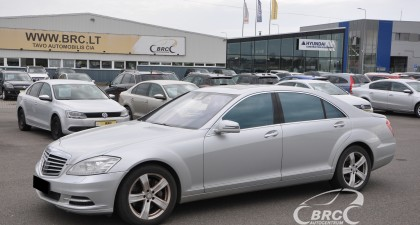 Mercedes-Benz S 450 Long Automatas