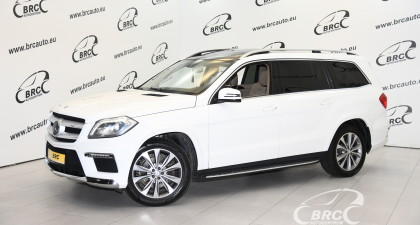 Mercedes-Benz GL 350 4Matic BlueTec Automatas
