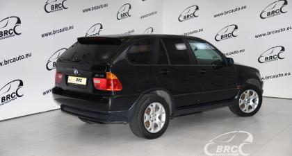 BMW X5 3.0d Stepronic
