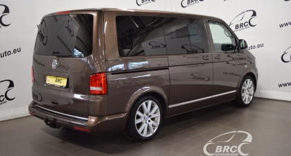 Volkswagen T5 Multivan Highline 4motion DSG 7 seats