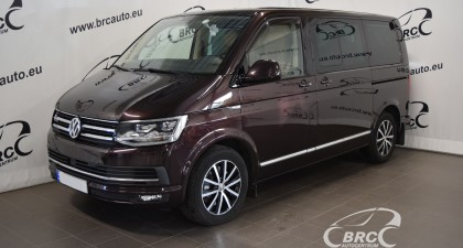 Volkswagen T6 Multivan Highline 4Motion DSG 7 seats