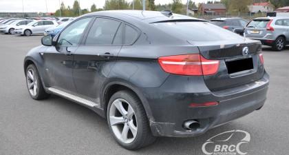 BMW X6 xDrive 35d Automatas