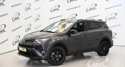 Toyota RAV 4 Hybrid Automatas