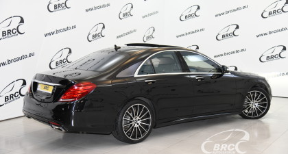 Mercedes-Benz S 500 4Matic Automatas