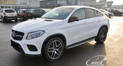 Mercedes-Benz GLE 350 4Matic Coupe Automatas