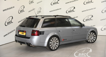 Audi RS6 Avant 4.2 Quattro Tiptronic Automatas