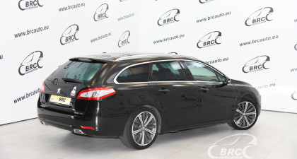 Peugeot 508 2.2 HDi SW GT-Line Automatas