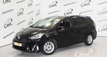 Toyota Prius Plus Hybrid Automatas