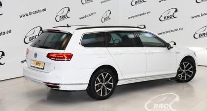 Volkswagen Passat GTE Hybrid Automatas