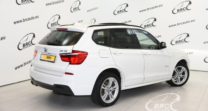 BMW X3 35i Xdrive M-packet Automatas