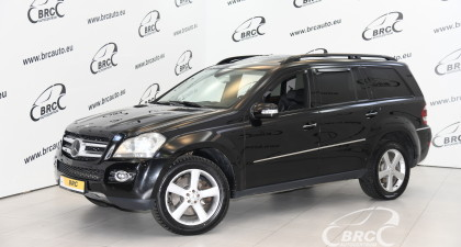 Mercedes-Benz GL 450 4Matic Automatas