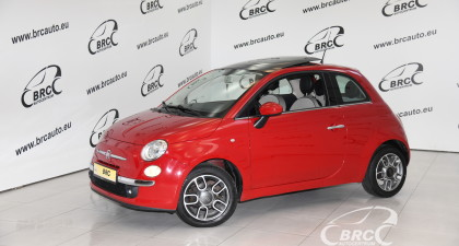 Fiat 500 1.3 d MultiJet