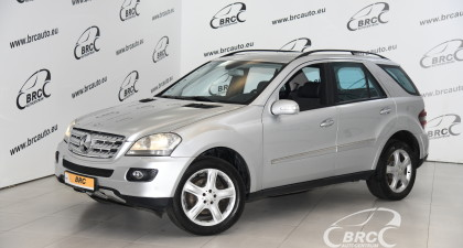 Mercedes-Benz ML 320 CDI Automatas