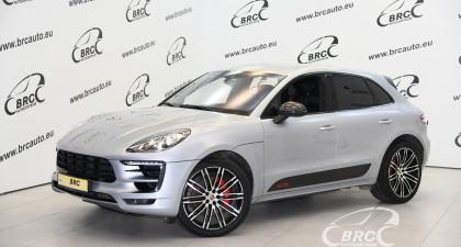 Porsche Macan S SportDesign GTS package
