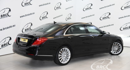 Mercedes-Benz S 350 Long BLUETEC Automatas