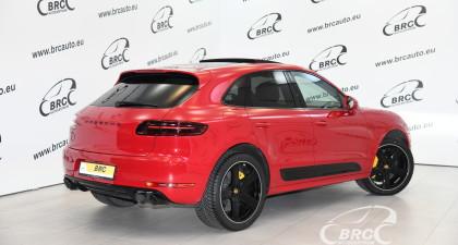 Porsche Macan 3.6 Turbo PDK