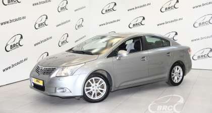 Toyota Avensis 2.0 VVT-i Linea Sol Style