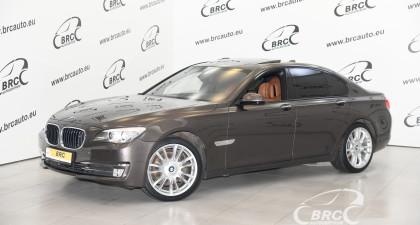 BMW 730 d Individual B&O Automatas