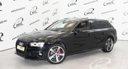 Audi A4 3.0 TDI Avant Automatas