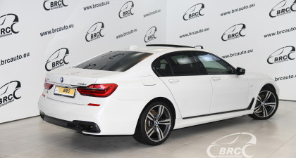 BMW 730 d Xdrive M-packet Automatas