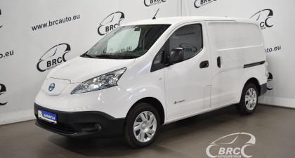 Nissan e-NV200 Zero Emission