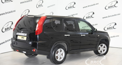 Nissan X-Trail 2.0 dCI Automatas