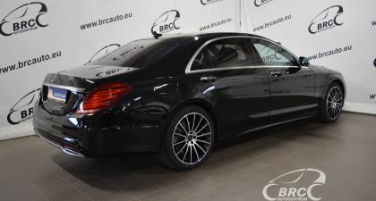 Mercedes-Benz S 350 D AMG Design