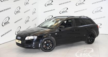 Audi A4 2.0TDI Avant S-Line