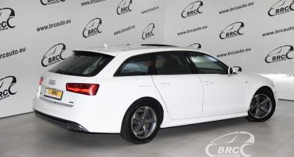 Audi A6 2.0 TDI Quattro Avant Automatas
