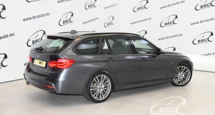 BMW 318 d M-packet Automatas