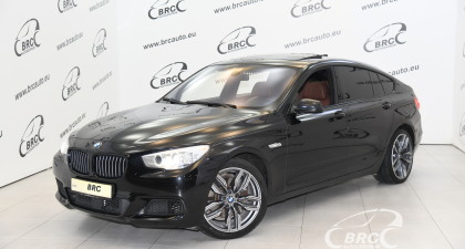 BMW 530 Gran Turismo d Automatas