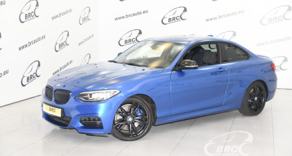 BMW M235 Coupe Sport Automatas