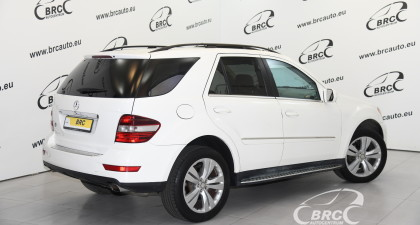 Mercedes-Benz ML 350 Automatas