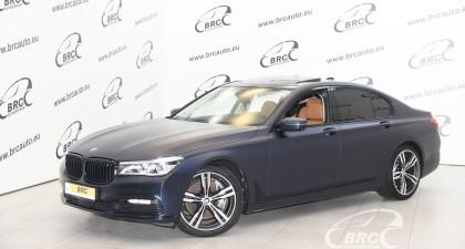 BMW 750 d Xdrive Automatas