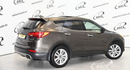 Hyundai Santa Fe 2.0 T AWD Automatas Dujos