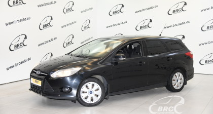 Ford Focus 1.6 TDCi Turnier