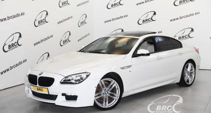 BMW 640 Gran Coupe M-Sport xDrive Automatas