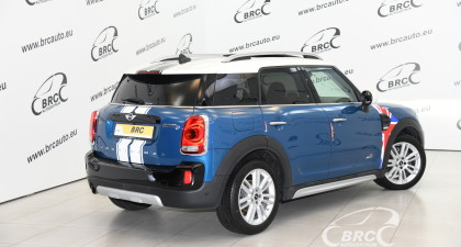 Mini Countryman 2.0 D ALL4 Automatas