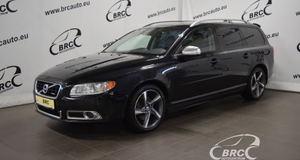 Volvo V70 R-Design Kinetic A/T