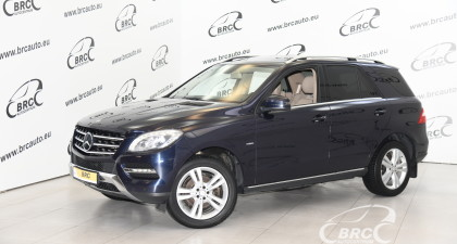 Mercedes-Benz ML 350 BLUETEC 4Matic Automatas
