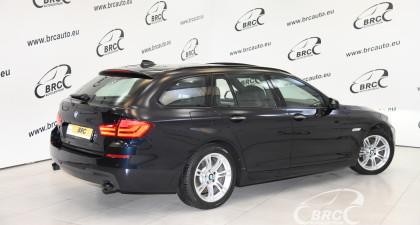 BMW 535 d Touring xDrive M-Sport Automatas