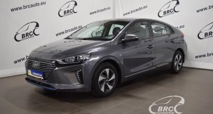 Hyundai Ioniq Hybrid BlueDrive