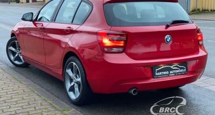 BMW 118 i Automatas