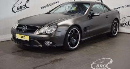 Mercedes-Benz SL 500 Cabrio