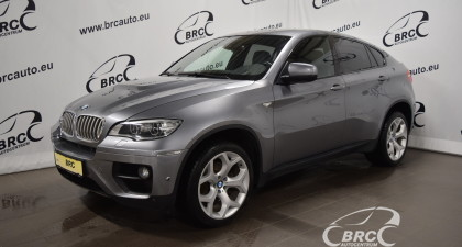 BMW X6 xDrive 40D M Sport Edition