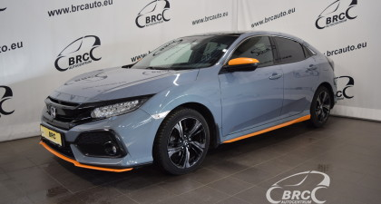 Honda Civic 5DR A/T