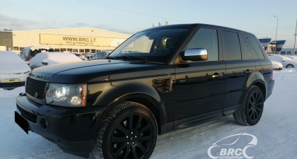 Land Rover Range Rover Sport TDV8 Automatas